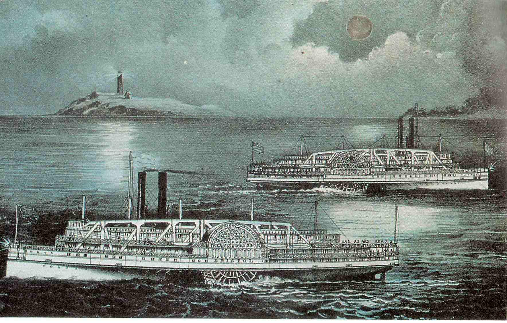 3 Steamboat
