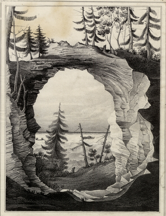 Arch Rock 1842