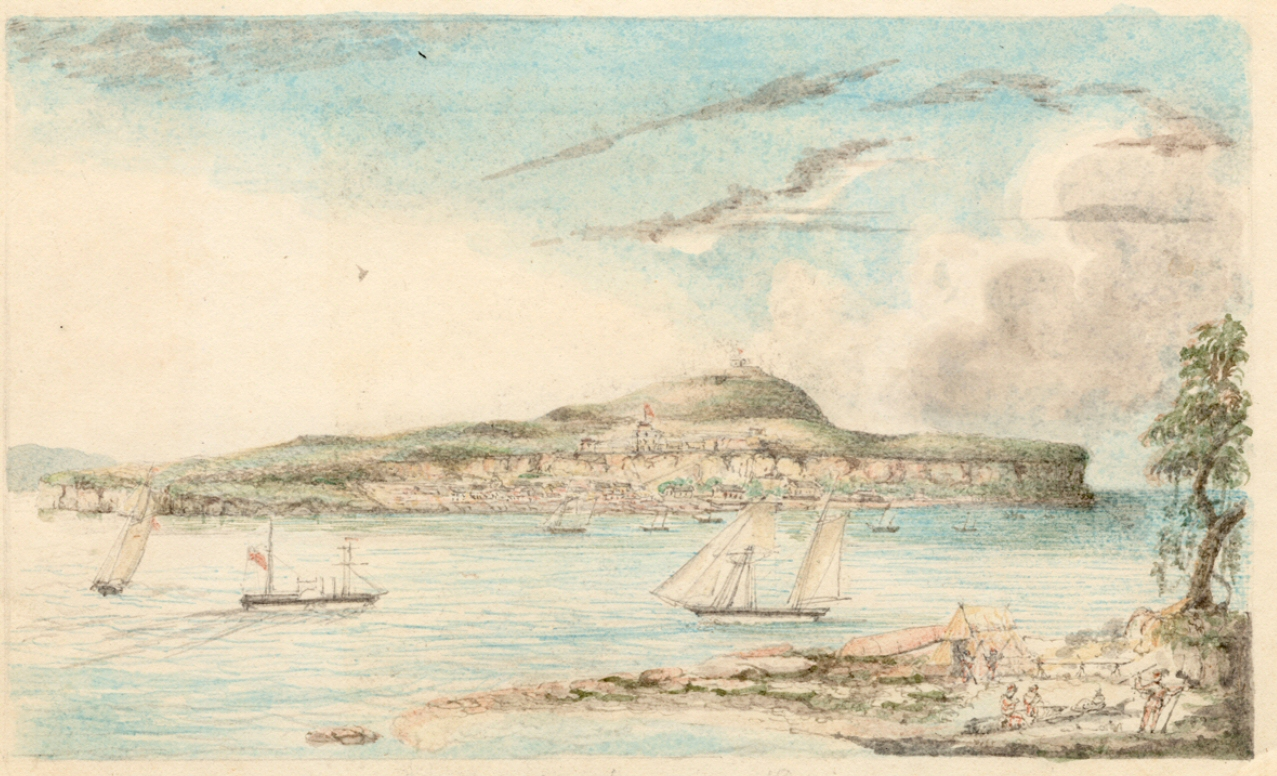 Mackinac Island 1817